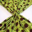 sunflower frenzy cotton fabric apple