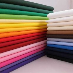 100-Cotton-Fabric-Sheeting-Plain-Solid-Colours-per