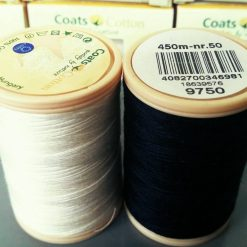 450m Coats Cotton Threads