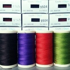 100m Coats Duet Thread Polyester