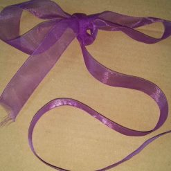Organza Ribbon 25mm Wide