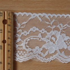 Flat Lace Burley 7cm Lace Trimming