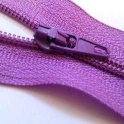 Fabric Land Plain Dress Zips 22