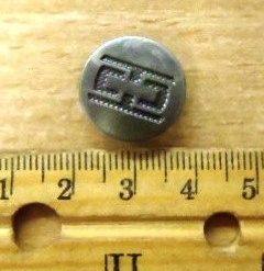 Jeans Button 1.6cm