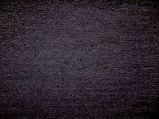 Denim Fabric Black
