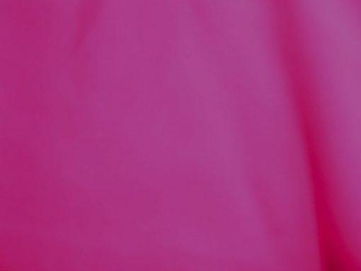 Cerise Polyester Crepe De Chine