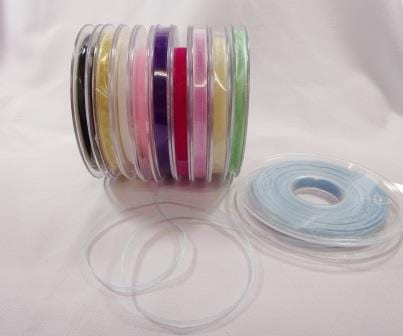 3mm organza ribbon