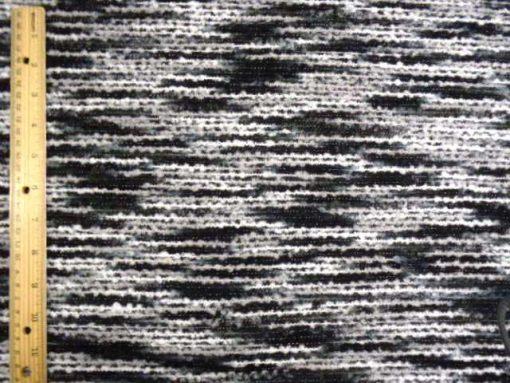 Polyester Liquorish Melt Rope Twist Coating Fabric