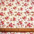 Katie Kandles Floral Twee Garden Party Print Cotton Fabric