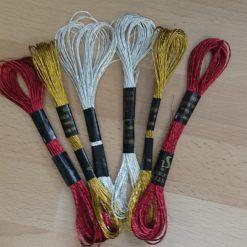 Metallic Embroidery Skein