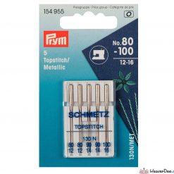 Metallic Top Stitch Needles