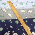 Swans Cotton Fabric