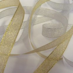 13mm metallic ribbon