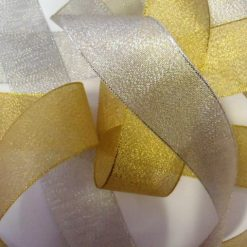 38mm Metallic Ribbon
