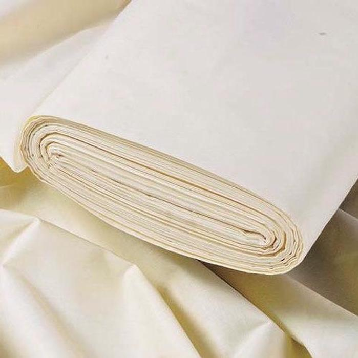 High Quality Curtain Lining Fabric Poly Cotton