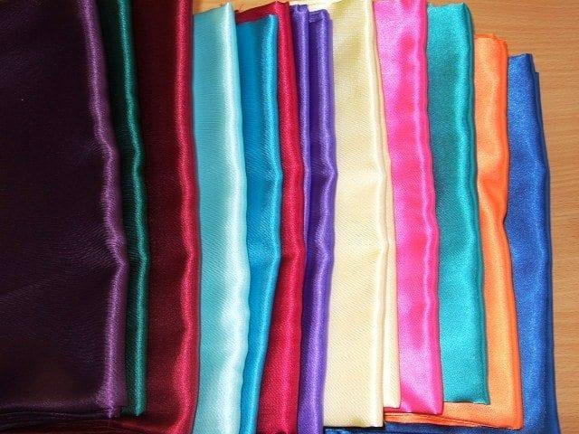 c1eb9caef8c5e Silky Satin Fabric   Fabric Land
