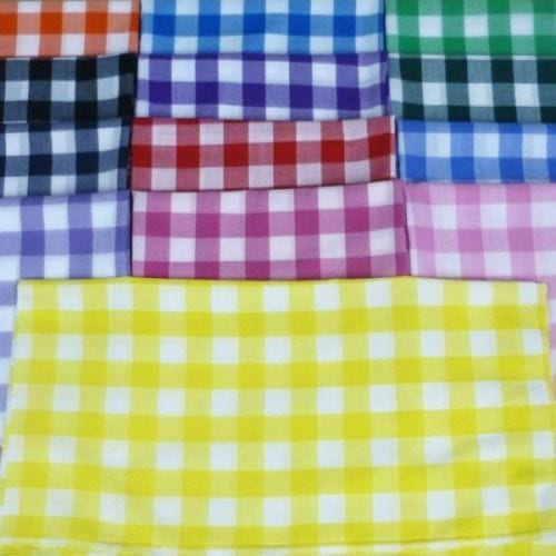 24mm Gingham multi