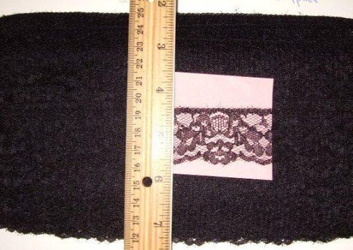 Flat Lace France 3cm Lace Trimming