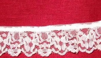 Gathered Lace Portugal 3cm Lace Trimming
