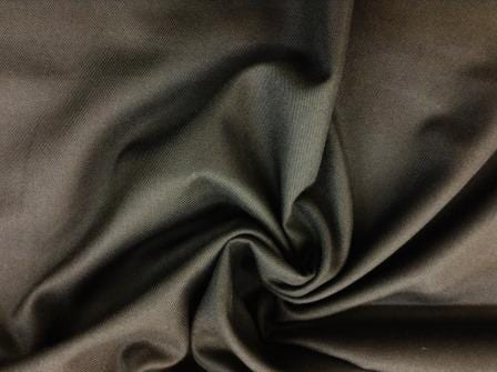 black poly viscose suiting