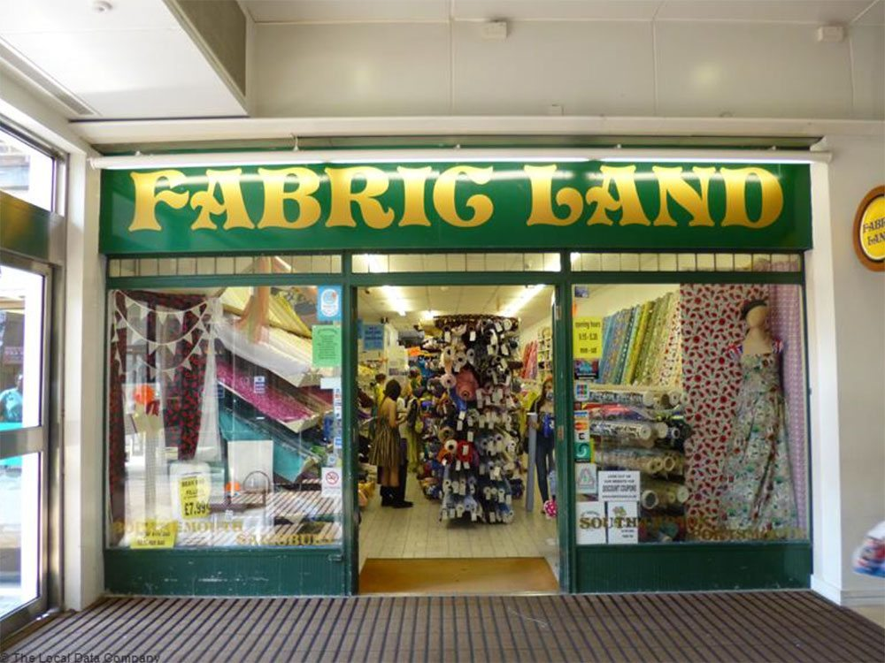 Fabric stores fabric land for Fabric sellers