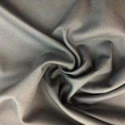 grey poly viscose suiting