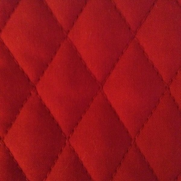Red and Green Christmas Quilting