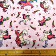 pink-amazing-unicorns-childrens-cotton-print