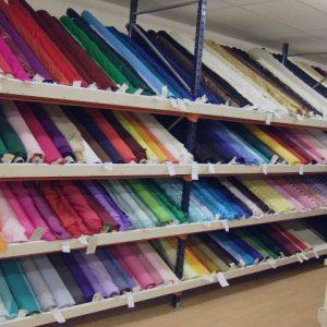 Polycotton Fabric - Plain