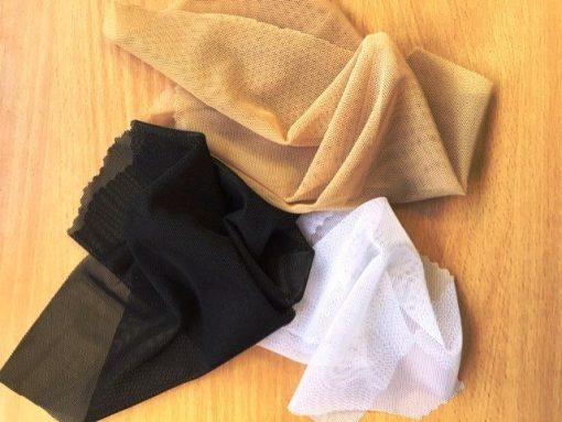 stretch body netting fabric