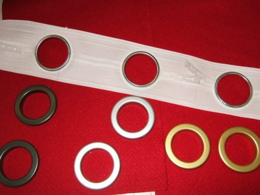 curtain eyelet tape