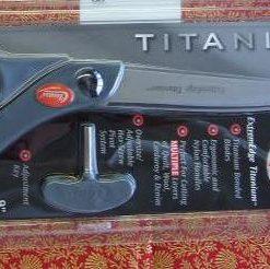 Dressmakers Scissors Titanium Bonded
