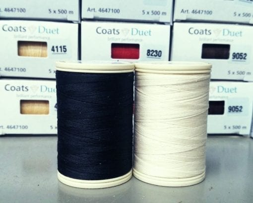 500m Coats Duet Thread Polyester