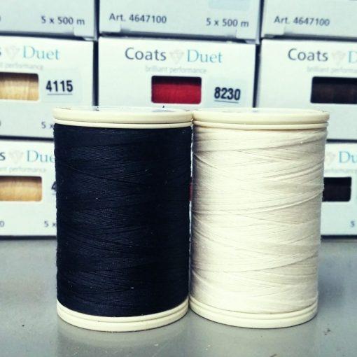 500m Coats Duet Thread Polyester