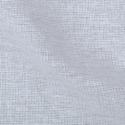 White Buckrum Fabric