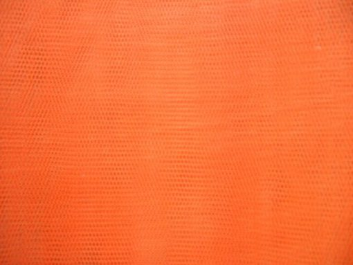 Dress Net Chinese Quality Flame Orange