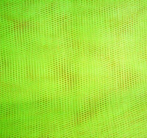 Dress Net Chinese Quality Flo Green
