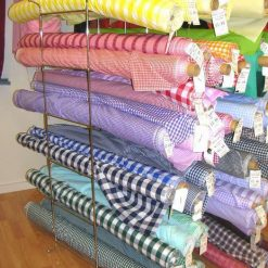 Gingham Polycotton Assorted