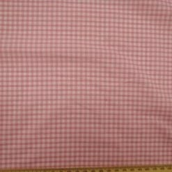3mm pink gingham