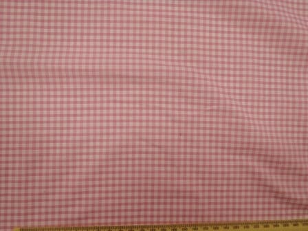 3mm pink gingham