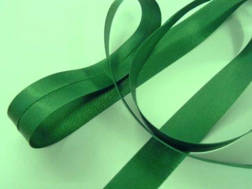 emerald satin bias