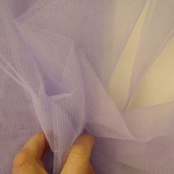 lilac dress net