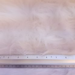 White Long Hair Fur