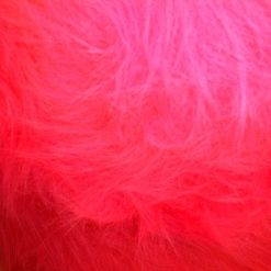 cerise long hair fur