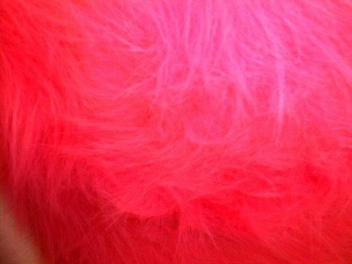 cerise long hair fur