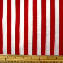 stripes-red-white-poly-cotton-fabric