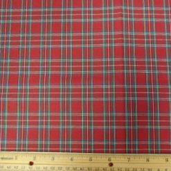 tartan-royal-stewart-poly-cotton-fabric