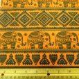 titiana-elephants-orange-childrens-cotton-print