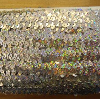 Silver Hologram