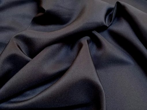 Plain Polyester Crepe De Chine Code Berg